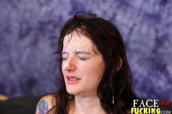 Face Fucking Maci May