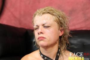 Face Fucking Nadia White AKA Ariel Adore