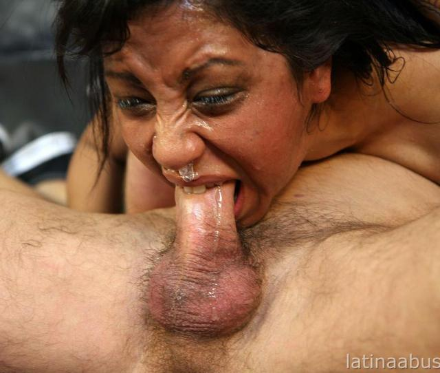 Cute Mexican Girl Leslie Sierra Does The Nastiest Throat Fuck Video Facefuckingporn Com
