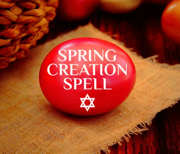 Spring creation spell