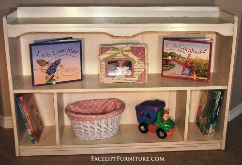 Hutch Bookshelf After FLF