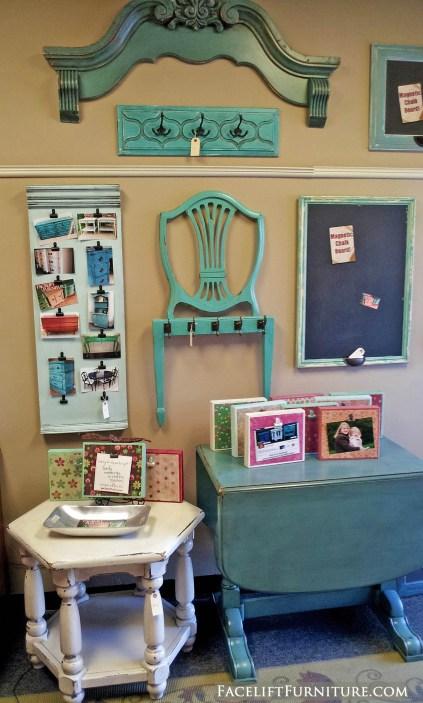 Repurposed Furniture Pieces