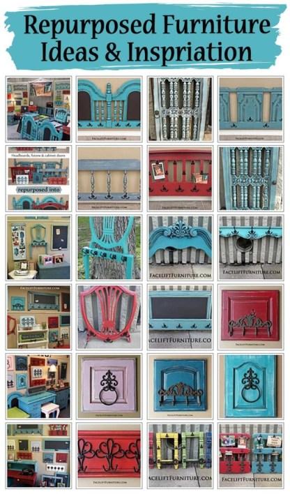 Repurposed Furniture Ideas & Inspiration