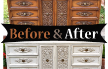 Dressers – Before & After