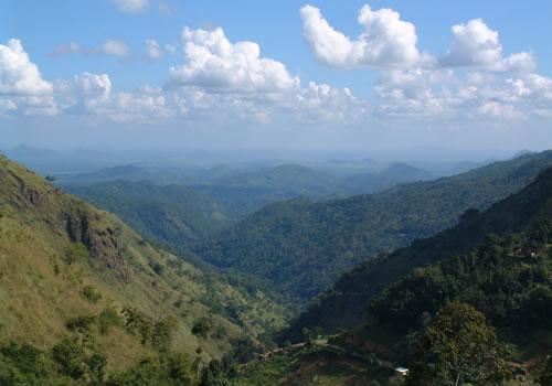 Central highlands srilanka