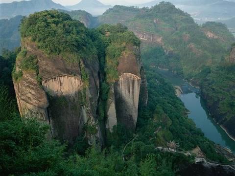 China Danxia landform