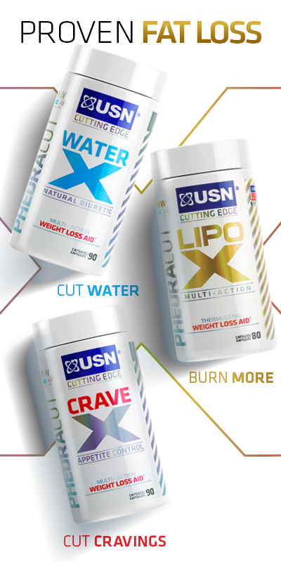 USN - Proven Fat Loss