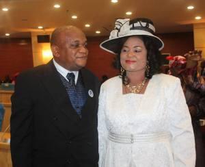 Kaliati and her husband