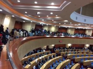 Parliament Chamber- MPS