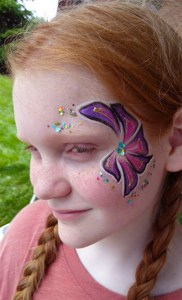 Face Painting Church Madeira Ohio