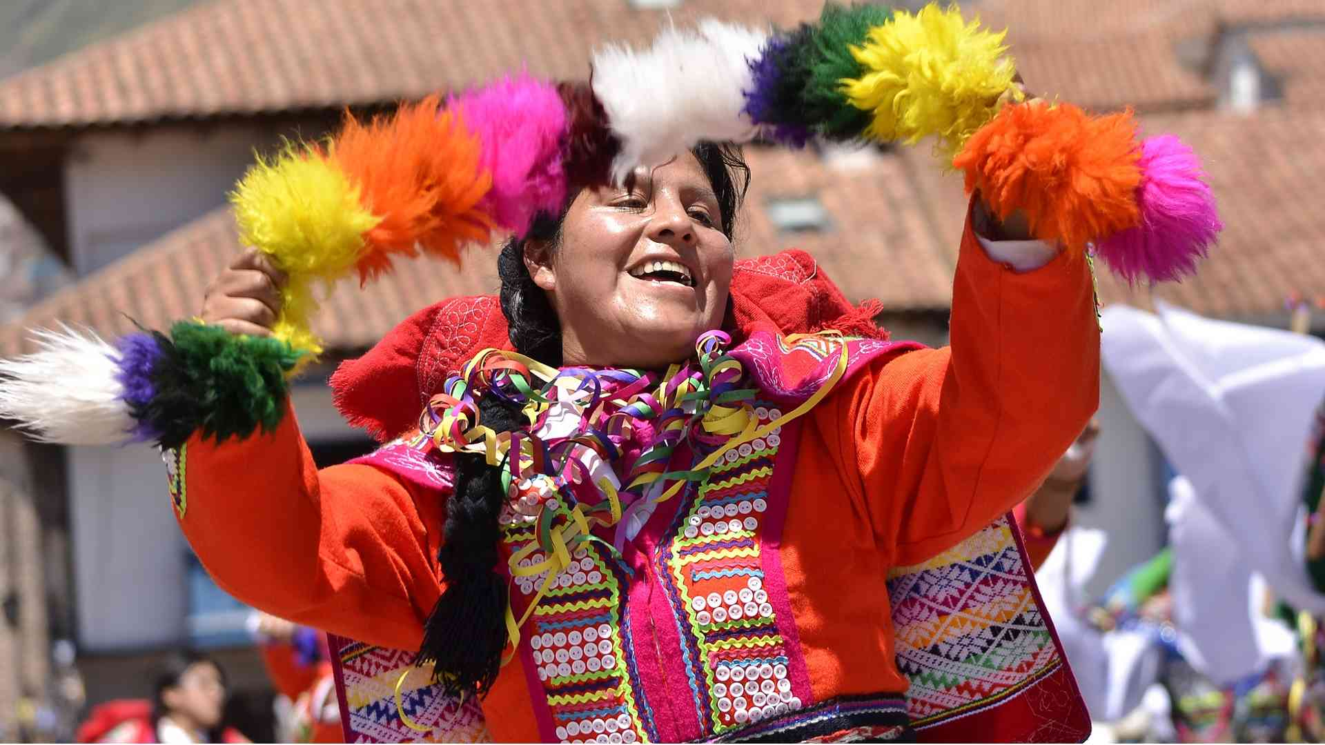 peruvian dancer - Peru Tours and Peru Tour Packages