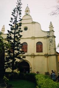 Saint Francis Church, Kochi, Fort Kochi, Kerala, Vasco da Gama, Faces Places and Plates blog