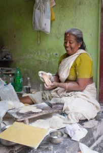 pappadam making, Kochi, Kerala, South India, India, Faces Places and Plates blog