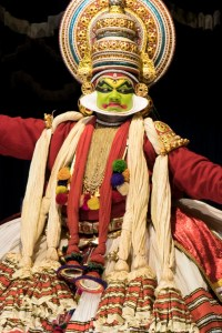 Kathakali, Kochi, Kerala, South India, India, Faces Places and Plates blog