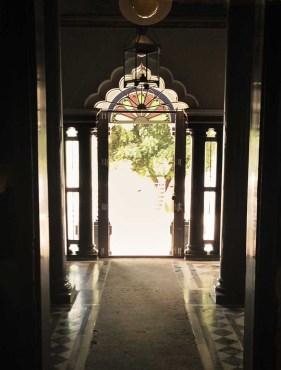Chettiar mansion, Chettinad, Tamil Nadu.