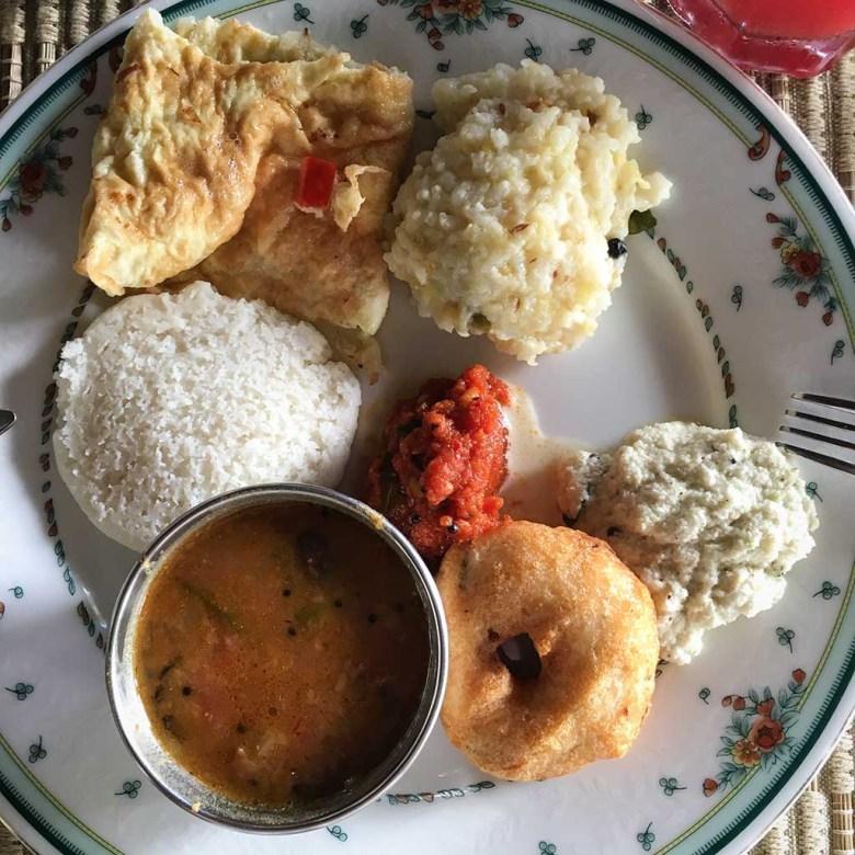 The Bangala, Karaikudi, Chettinad, Tamil Nadu, South India, South Indian Breakfast, India, Faces Places and Plates blog