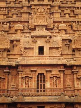 Detail, Brihadisvara Temple, Thanjavur.