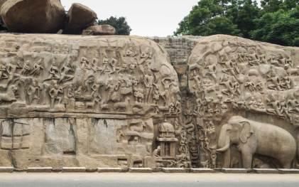 Ganges Descent (Arjuna's Penance)