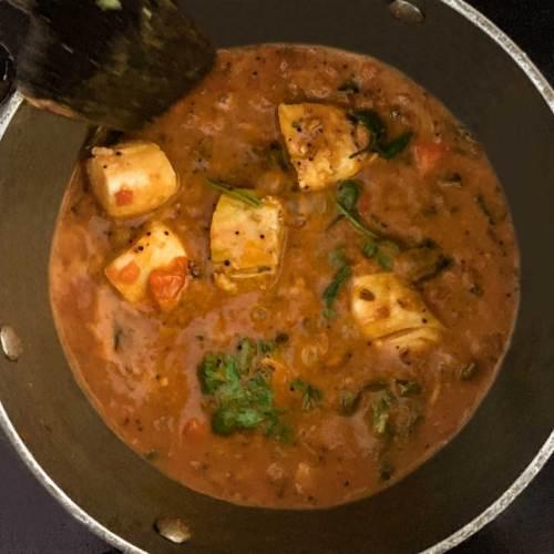Meen Kozhambu - Fish Stew