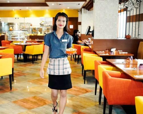 Pumpkin Tales Restaurant Chennai.