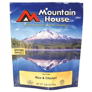Mountain House Main Meals