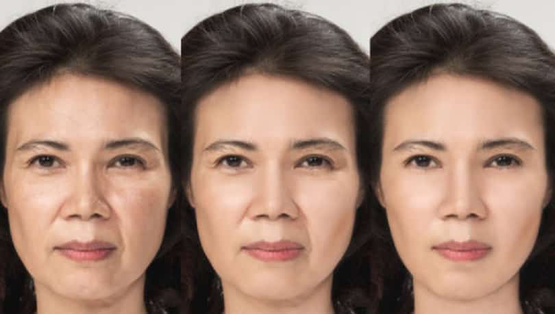 antiaging facial at home