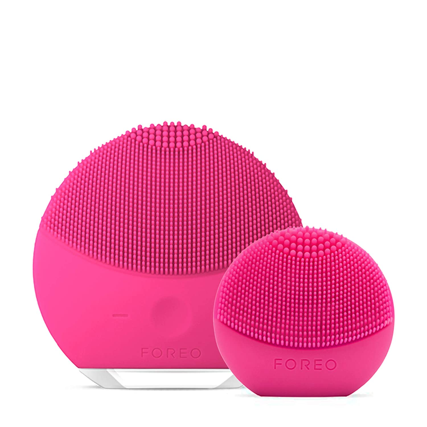 foreo here & there skincare gift set reviews