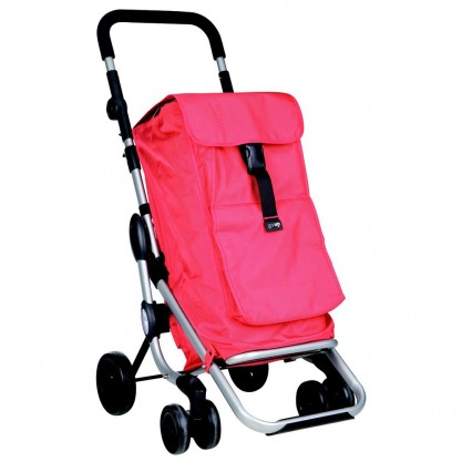 chariot de courses go up avec zone isotherme