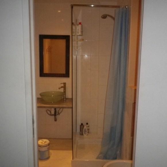 Rénovation salle de bain grenoble Isère après 1