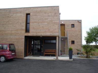 maison bois tullins