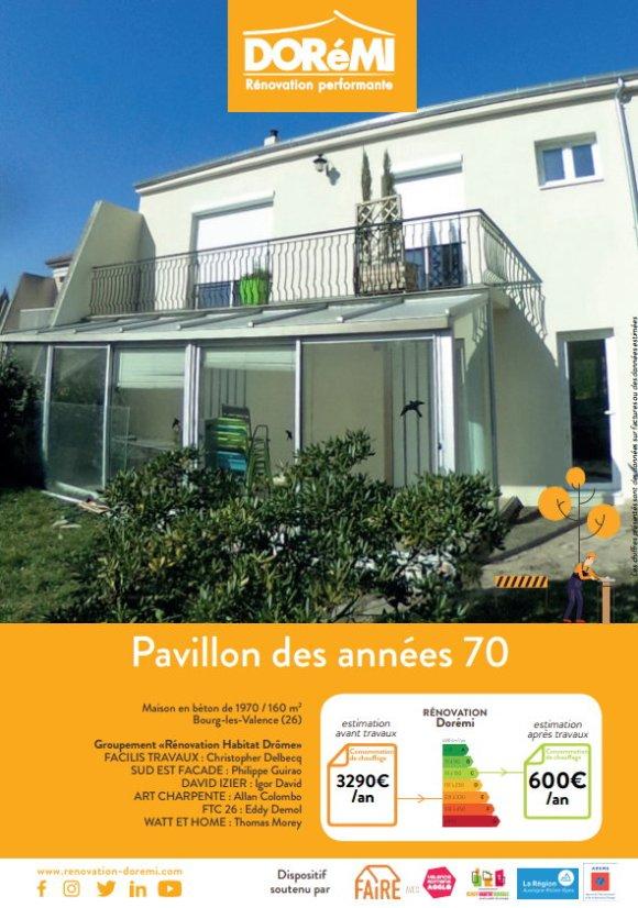 Rénovation habitat Drôme - Valence 1