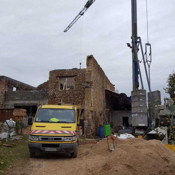 rénovation maison pierre isère drôme