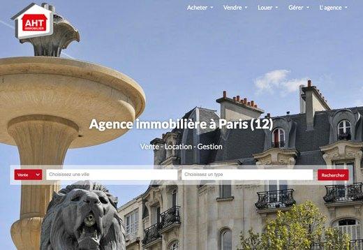site-internet-aht-paris-75012