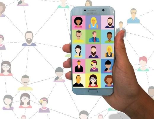 réseaux sociaux immobilier