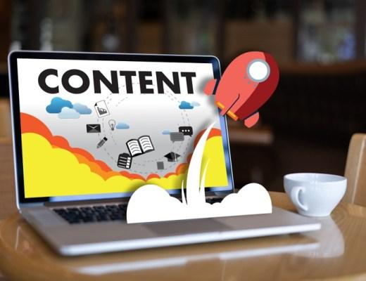 stratégie de contenu pour promotion immobilière