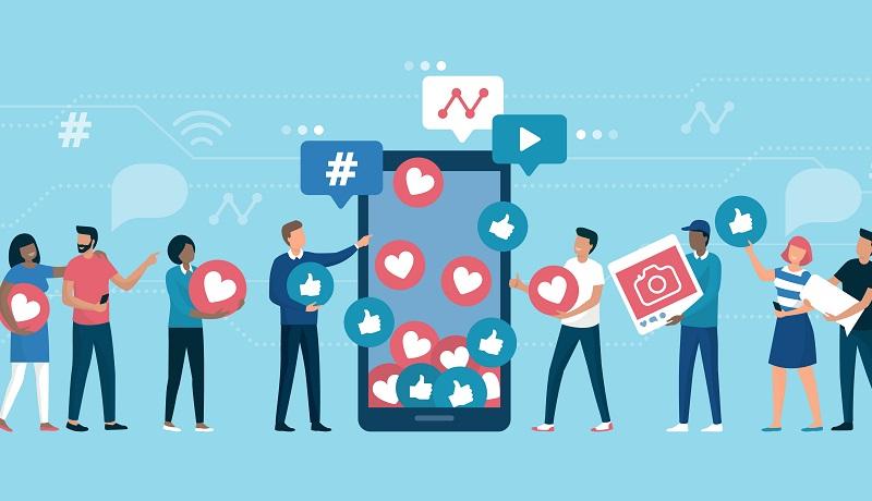 réseaux sociaux et immobilier
