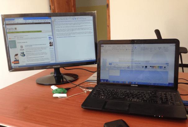 Comment Ajouter Un Deuxime Cran Sur Mon PC