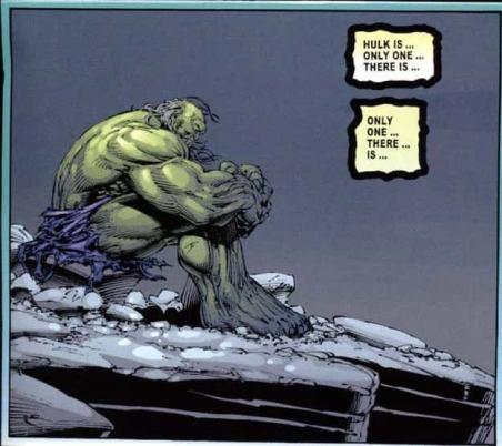 hulk facts alone