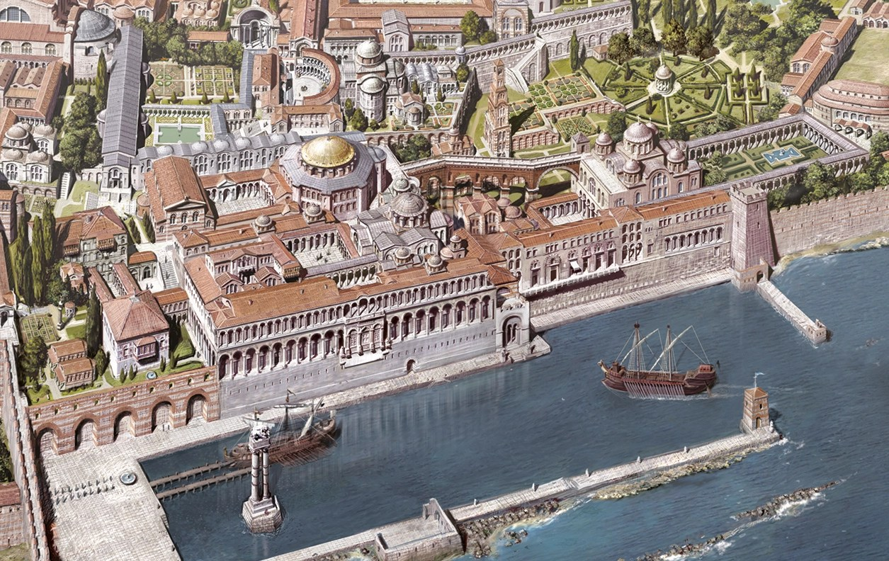 43 Imperial Facts About The Byzantine Empire