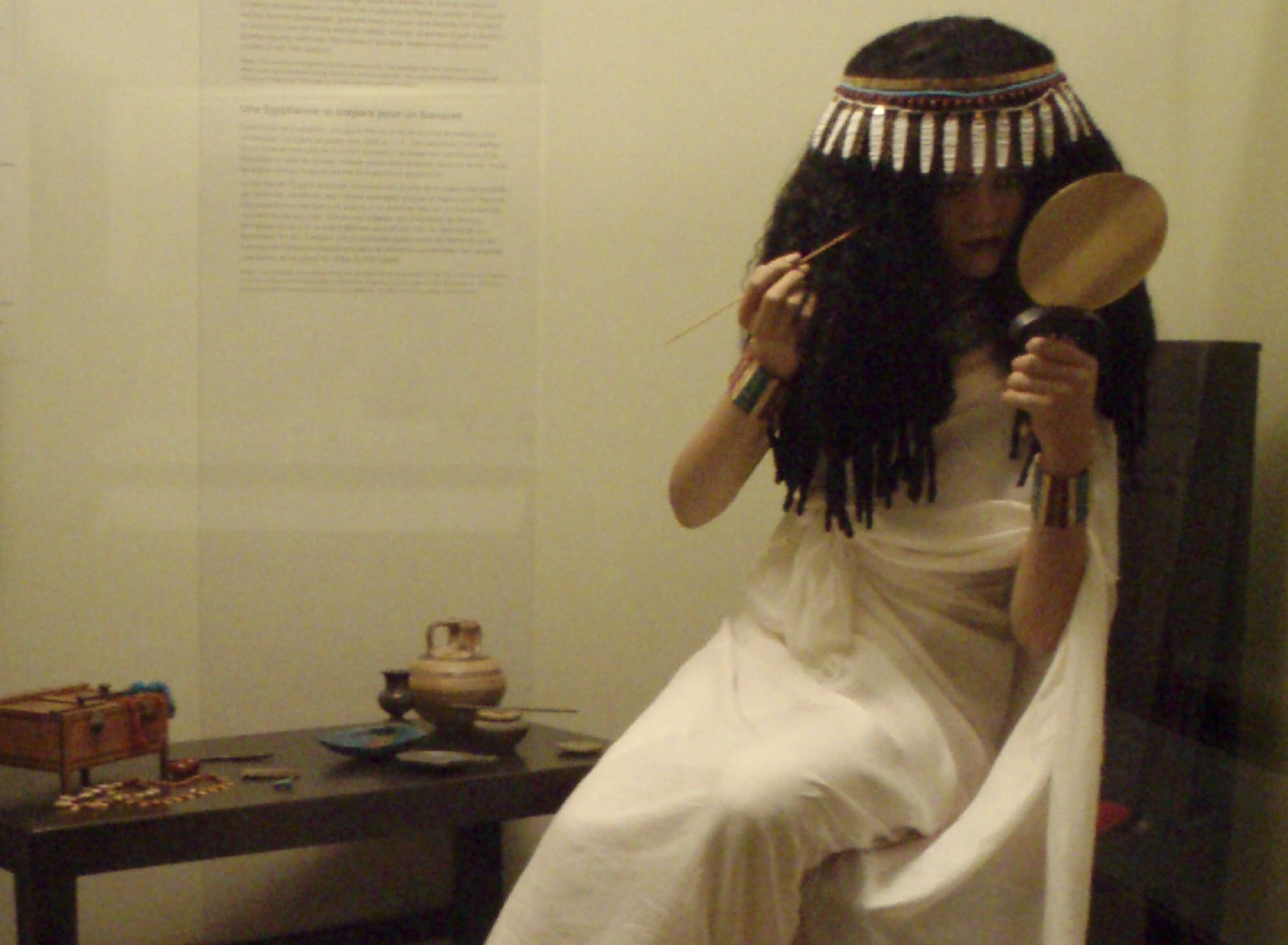 Ancient Egypt Clothing And Makeup Facts