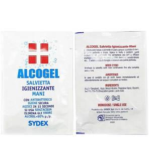 FactorFarma - ALCOGEL SALVIETTA IGIENIZZANTE