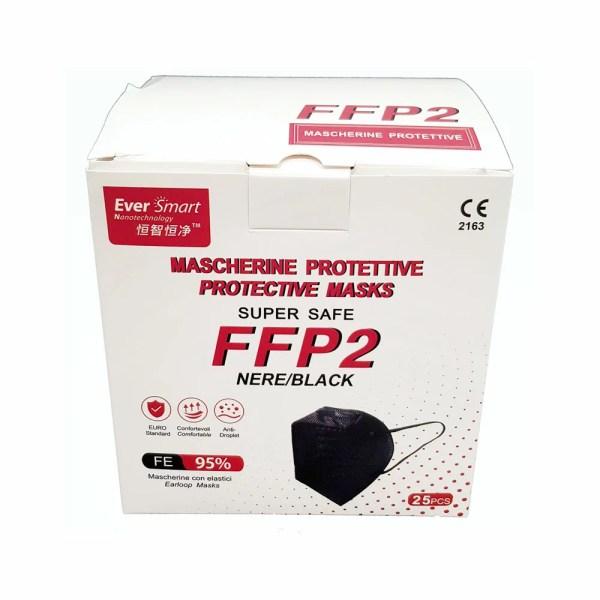 Mascherine FFP2 - Nera