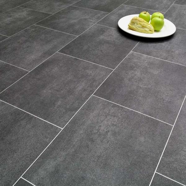 tile effect vinyl flooring lino