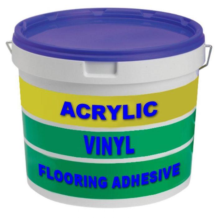acrylic adhesive vinyl floor adhesive