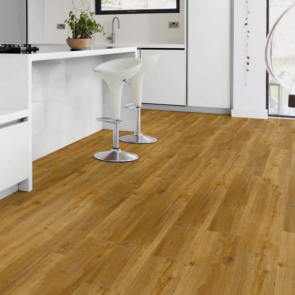 aqua plank 5g mid oak click vinyl flooring