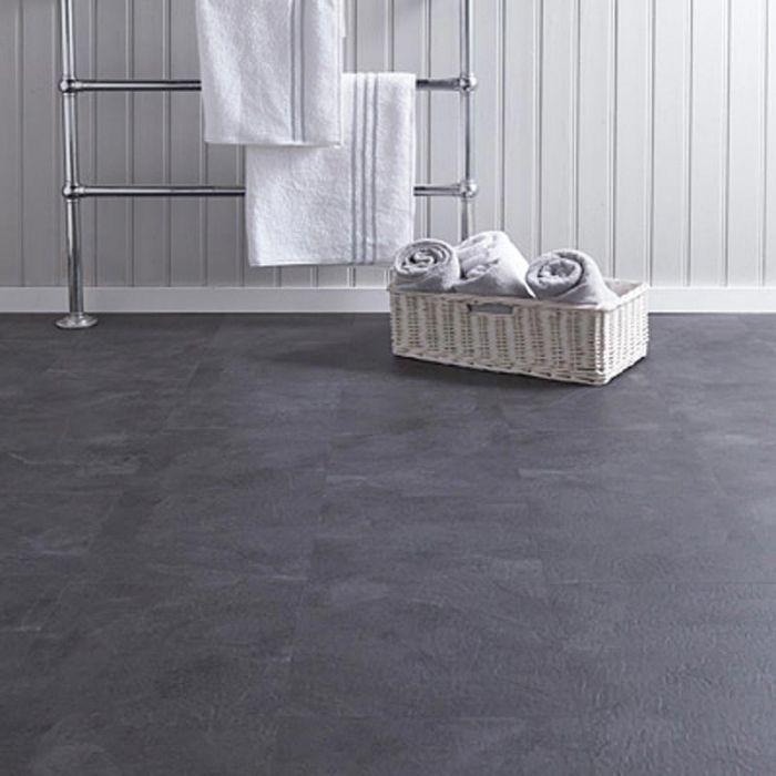 aqua tile 5g dragon slate click vinyl flooring 622
