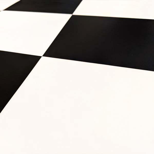 rhinofloor 035 townhouse albi black white vinyl