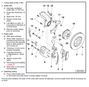 Skoda Fabia 3 III 20142016 factory repair manual