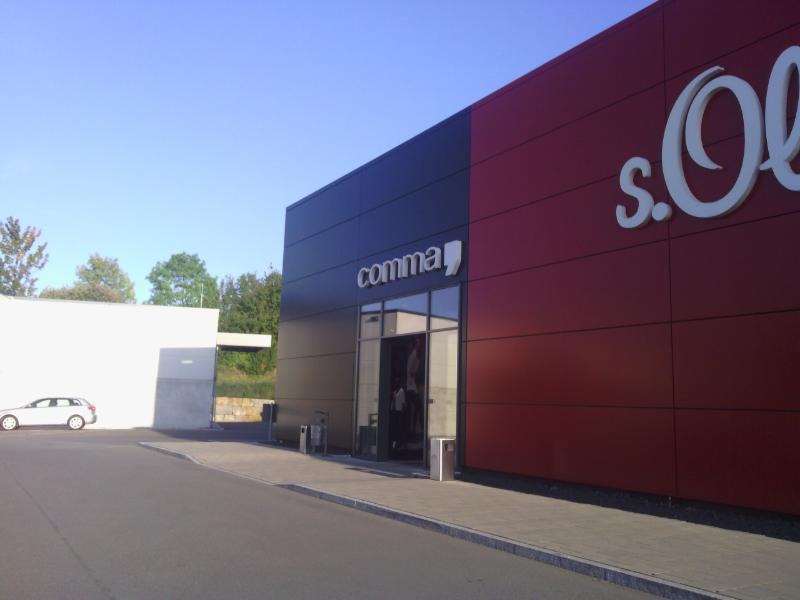 Comma Outlet Rottendorf Sparen Ohne Punkt Mit Comma Factory Outlets Org