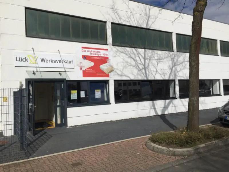 Luck Werksverkauf Bocholt Factory Outlets Org